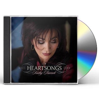 Kathy Troccoli HEARTSONGS CD