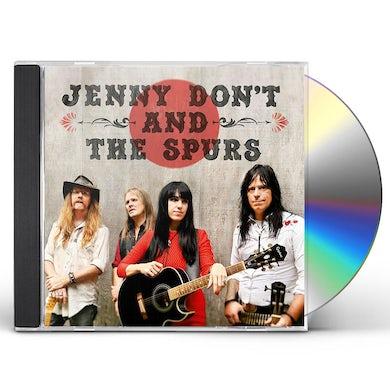 JENNY DON'T & THE SPURS CD