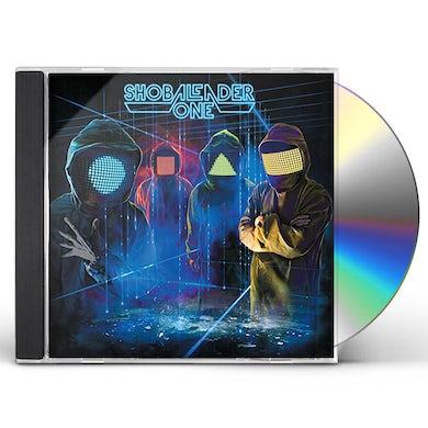 Shobaleader One ELEKTRAC CD