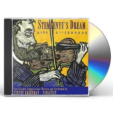 Steven Greenman STEMPENYU'S DREAM CD