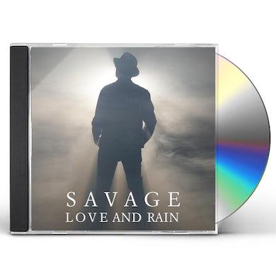 Savage LOVE & RAIN CD