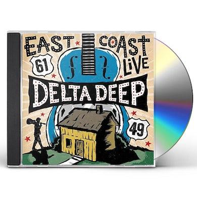 Delta Deep EAST COAST LIVE CD