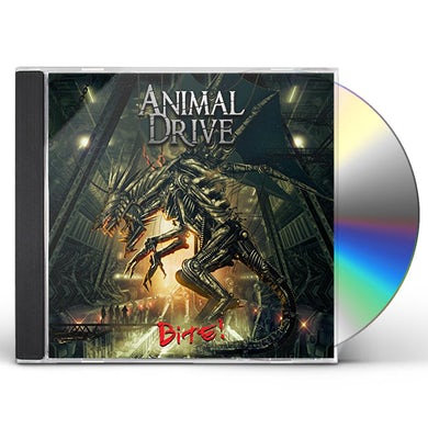 Animal Drive BITE CD