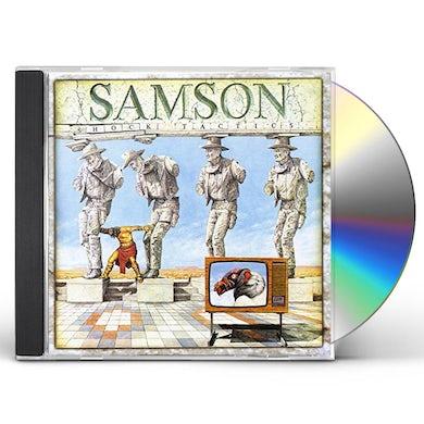 Samson SHOCK TACTICS CD