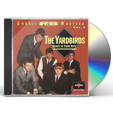 The Yardbirds HONEY IN YOUR HIPS CD