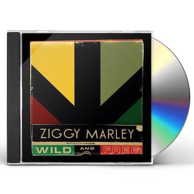 Ziggy Marley WILD & FREE CD