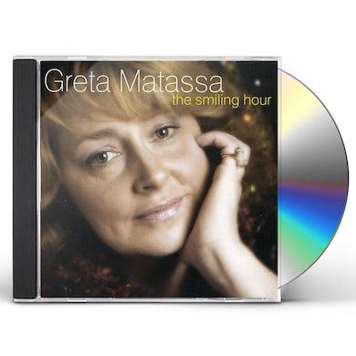 Greta Matassa SMILING HOUR CD
