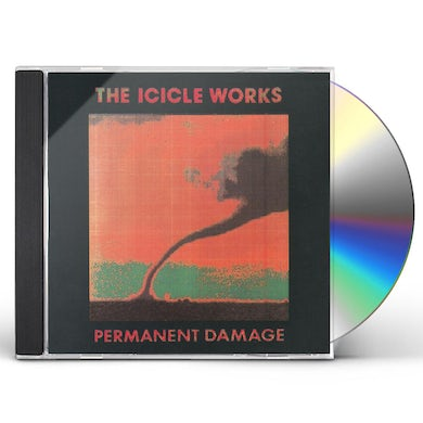 Icicle Works PERMANENT DAMAGE CD