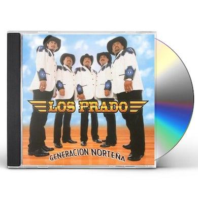 Los Prado GENERACION NORTENA CD