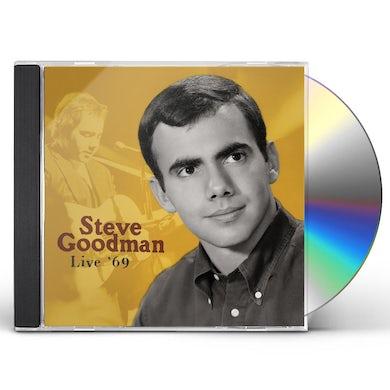 Steve Goodman LIVE '69 (LIVE) CD