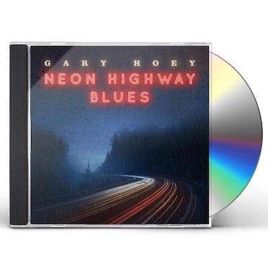 Gary Hoey Neon Highway Blues CD