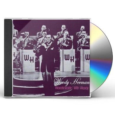 Woody Herman WOODSHEDDIN WITH WOODY CD