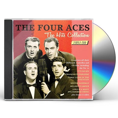 Four Aces HITS COLLECTION: 1951-59 CD
