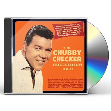 Chubby Checker COLLECTION 1959-62 CD