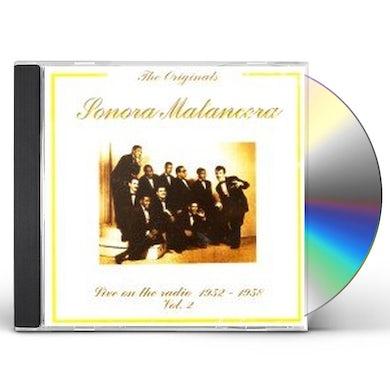 Sonora Matancera LIVE ON THE RAIDO 1952-1958 2 CD
