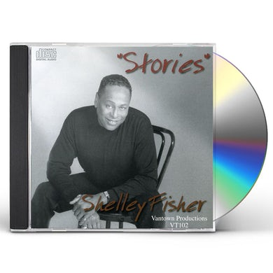 Shelley Fisher STORIES CD