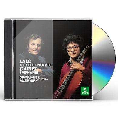 Lalo ERATO STORY - CELLO CON / EPIPHANIE CD