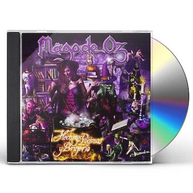 Mago De Oz HECHIZOS POCIMAS Y BRUJERIA CD