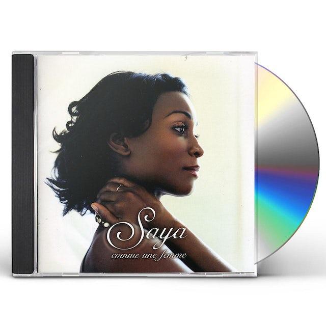 Saya COMME UNE FEMME CD