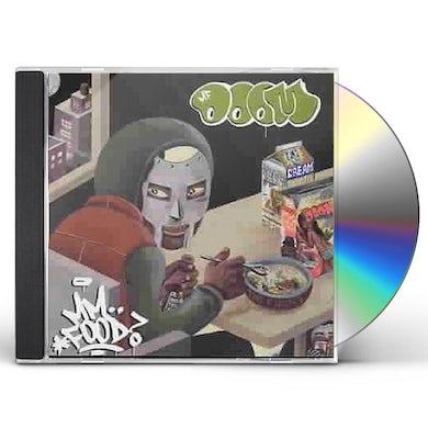 MF DOOM MM..FOOD CD
