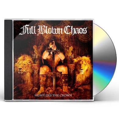 Full Blown Chaos HEAVY LIES THE CROWN CD