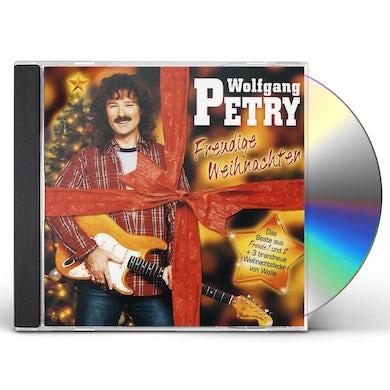 Wolfgang Petry FREUDIGE WEIHNACHTEN CD