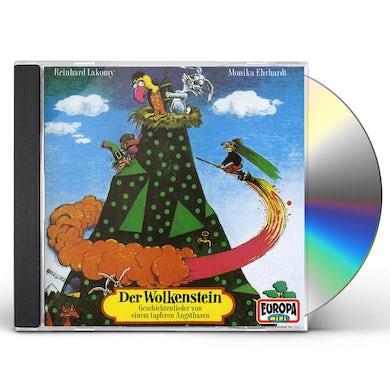 Reinhard Lakomy DER WOLKENSTEIN CD