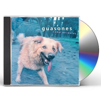 COMO ANIMALES CD