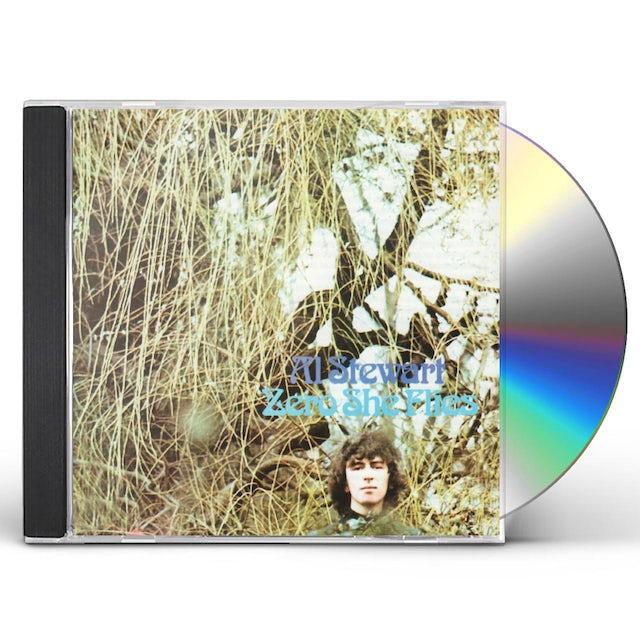 Al Stewart ZERO SHE FLIES & ORANGE CD