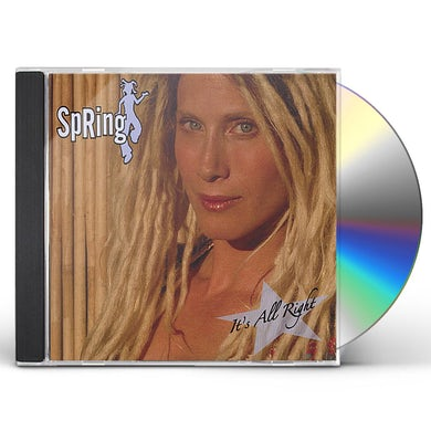 spring IT'S ALL RIGHT CD