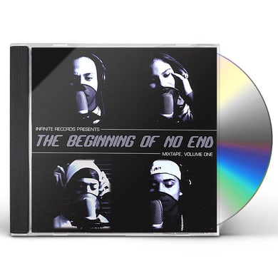 Infinite BEGINNING OF NO END CD