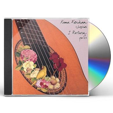 I RETURN (BAZ AMADAM) CD