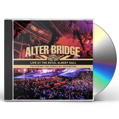 Alter Bridge LIVE AT THE ROYAL ALBERT HALL CD