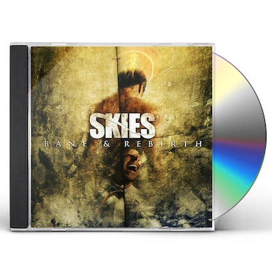 Skies BANE & REBIRTH CD