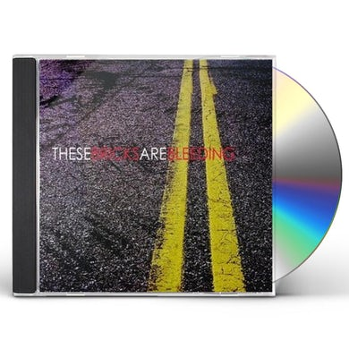Rex Moroux THESE BRICKS ARE BLEEDING CD
