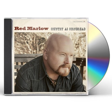 Red Marlow COUNTRY AS CORNBREAD CD