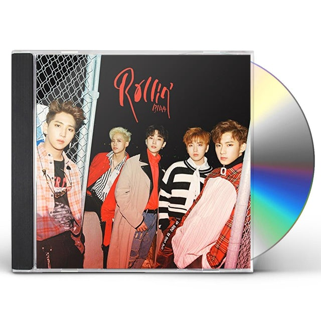 B1A4 ROLLIN CD