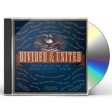 Divided & United: The Songs Of The Civil War / Var CD