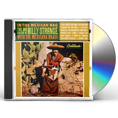 Billy Strange IN THE MEXICAN BAG CD