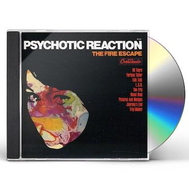 Fire Escape PSYCHOTIC REACTION CD