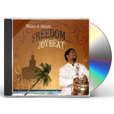William Johnson FREEDOMJOYBEAT CD