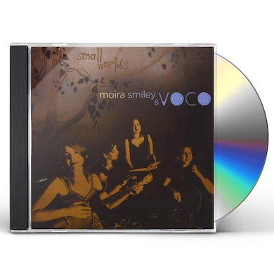 Moira Smiley SMALL WORLDS CD