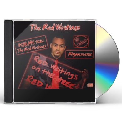 Rhymescenic PSALMS 152: THE RED WRITINGS CD