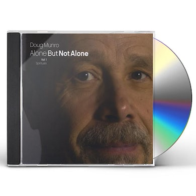 Doug Munro ALONE BUT NOT ALONE CD