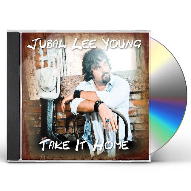 Jubal Lee Young TAKE IT HOME CD