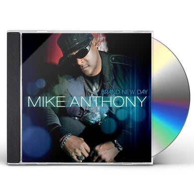 Mike Anthony BRAND NEW DAY CD