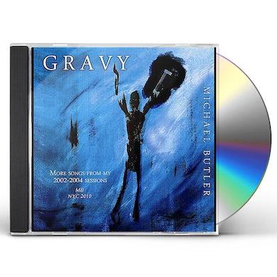 Michael Butler GRAVY CD