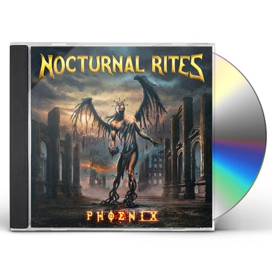 Nocturnal Rites PHOENIX CD