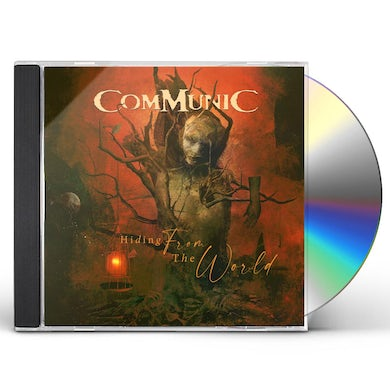Communic Hiding From The World CD