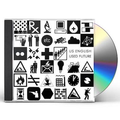 US English USED FUTURE EP CD